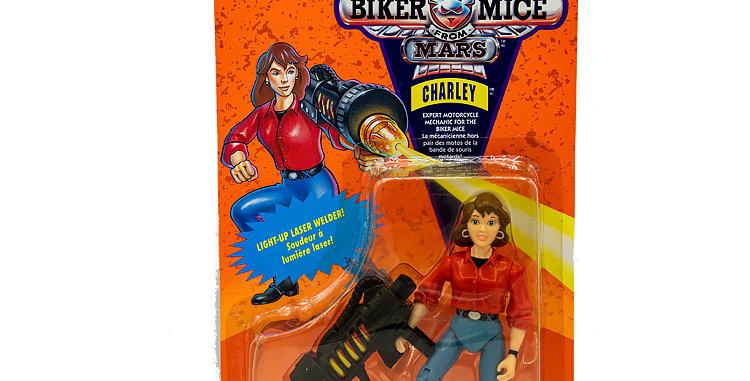 Sci-Fi Biker Mice from Mars Charley