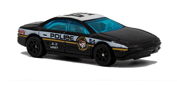 Hot Wheels Loose Police Car
