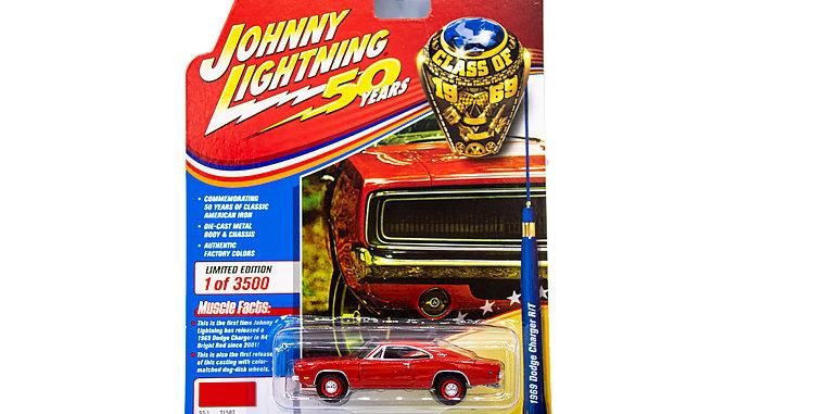 Johnny Lightning 1969 Dodge Charger
