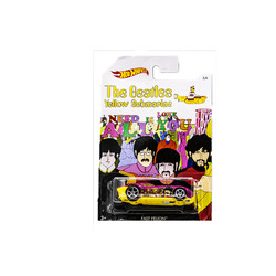 Beatles Hot Wheels 6 1 64