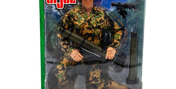 GI Joe Marine SMAW Gunner