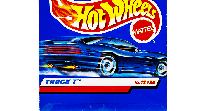 Hot Wheels Track T