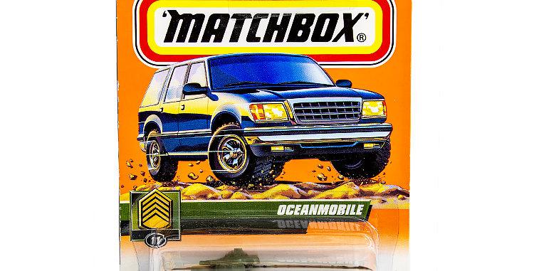 Matchbox Cars Oceanmobile Marked 1999