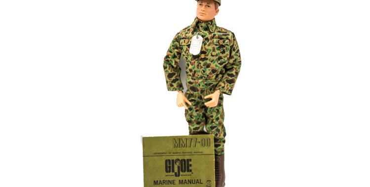 GI Joe Vintage Action Marine