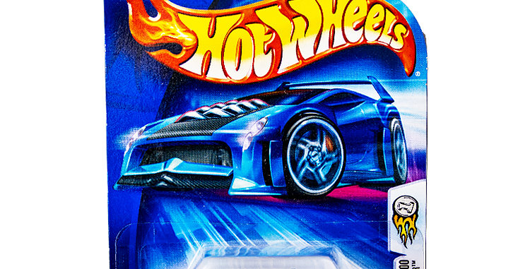 Hot Wheels 2004 First Editions Rockster