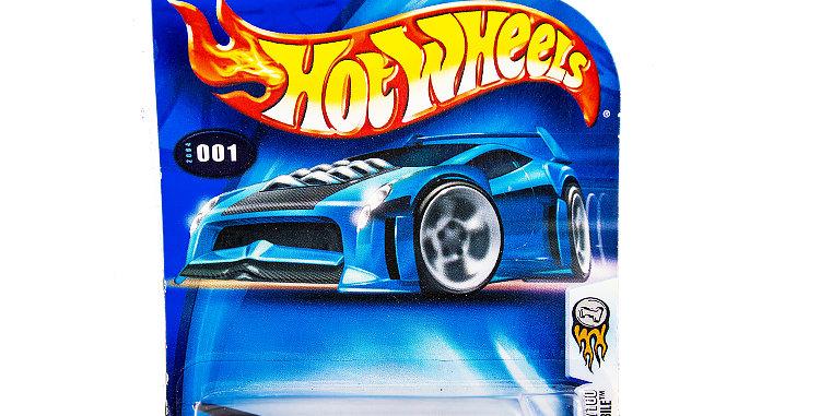 Hot Wheels Batman Batmobile 2004 First Editions