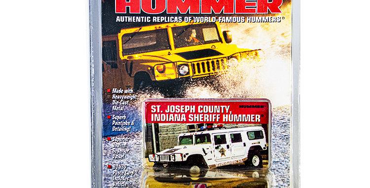 Johnny Lightning Hummer St Joseph County Indiana Sheriff
