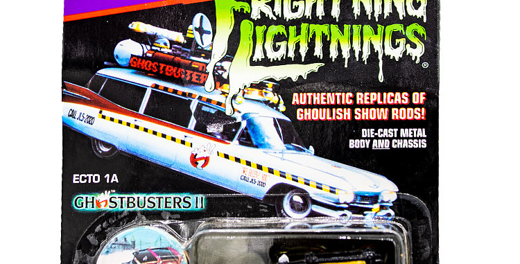 Johnny Lightning Frightning Lightning Vampire Van