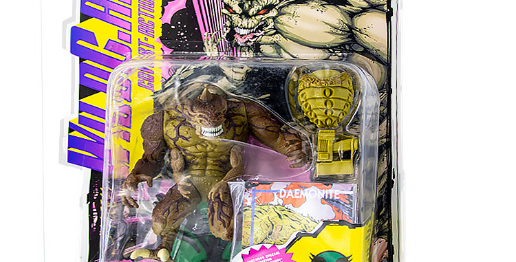 Sci-Fi and Fantasy Action Figures Wildcats Daemonite