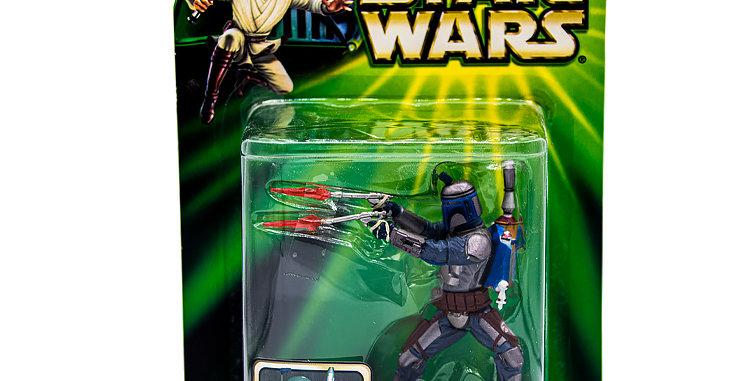 Star Wars 3.75 Inch Attack of the Clones Jango Fett