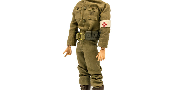 GI Joe Vintage Action Soldier Medic