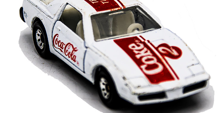 Coca Cola Coke Car Die Cast