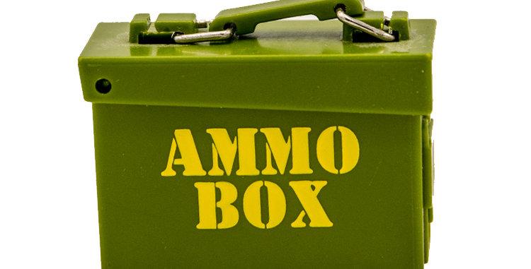 GI Joe Vintage Ammo Boxes Set of Two
