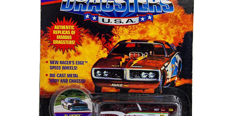 Johnny Lightning Dragster USA 55 Jukebox