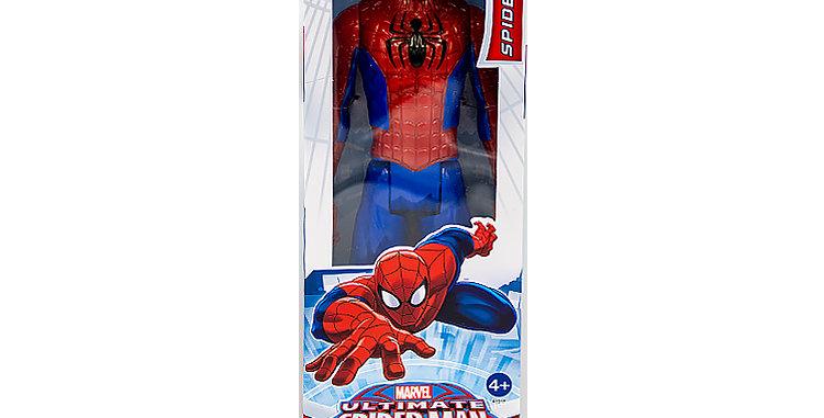 Marvel  12 Inch Spiderman Ultimate Titan Hero