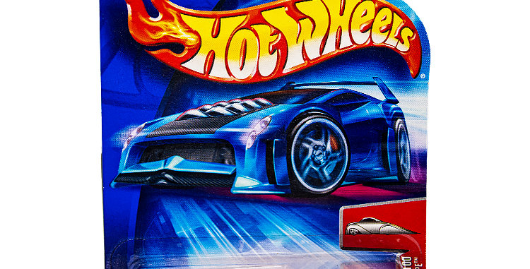 Hot Wheels 2004 First Editions  Crooze OZZ Coupe