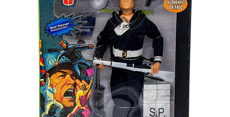 GI Joe Timeless Collection 12 Inch Talking Action Sailor