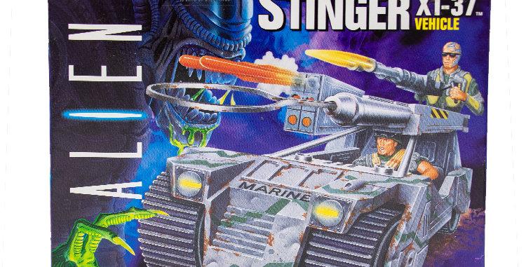 Sci FI Aliens Stinger XT-37 Vehicle