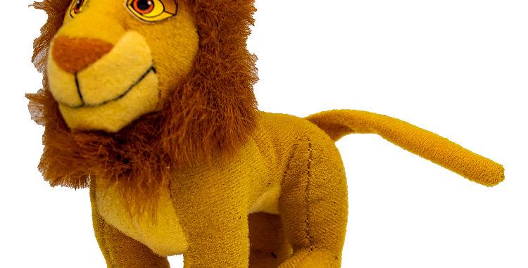 McDonalds Disney Lion King Mufasa