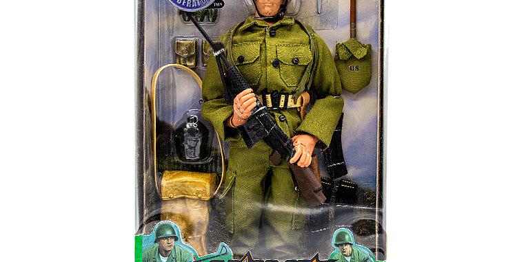 GI Joe A Real American Hero  12 Inch  Devils Brigade