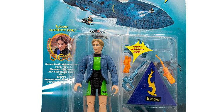 Sci-Fi Sea Quest Lucas Figure