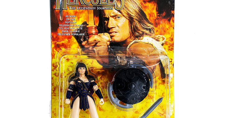Hercules Xena Action Figure