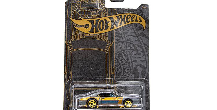 Grey Series Gold Banner Custom 67 Pontiac Firebird