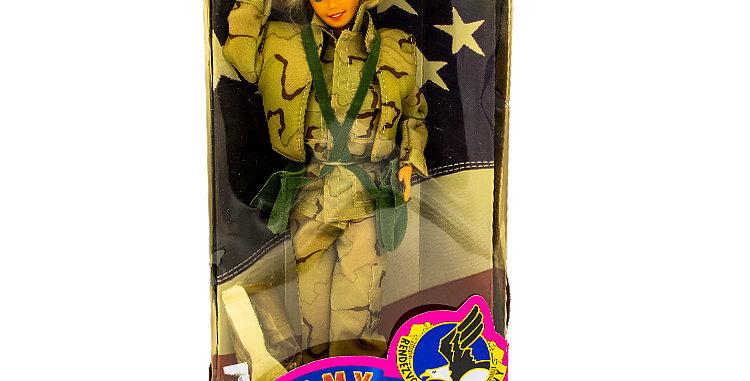 Barbie Army