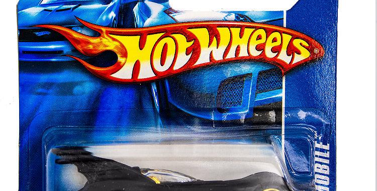Hot Wheels Batman Batmobile Short Card 207 out of 223