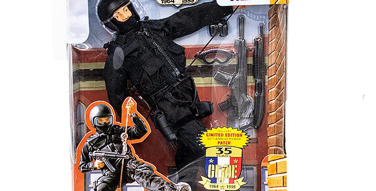 GI Joe Classic 12 Inch US Army Delta Soldier