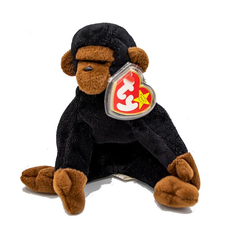 Beanie Babies Ape 1