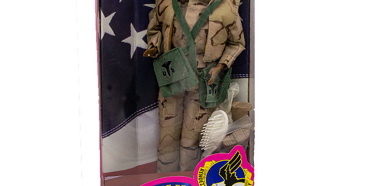 Barbie Army  Afro-American