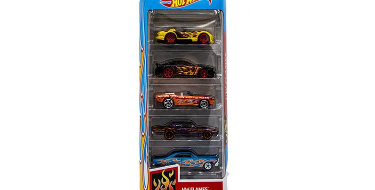 5 Pack HW Flames