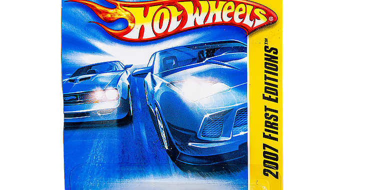 Hot Wheels 2007 First Editions  Fast Fortress