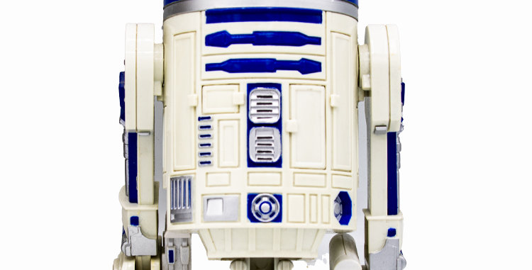 Star Wars 12 Inch  R2-D2 Action Figure