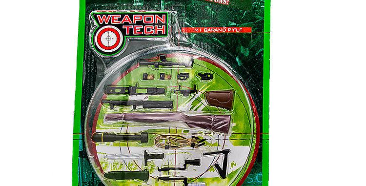 GI Joe Weapon Tech  12 Inch  M1 Rifle