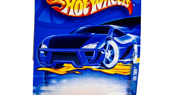 Hot Wheels Evil Twin