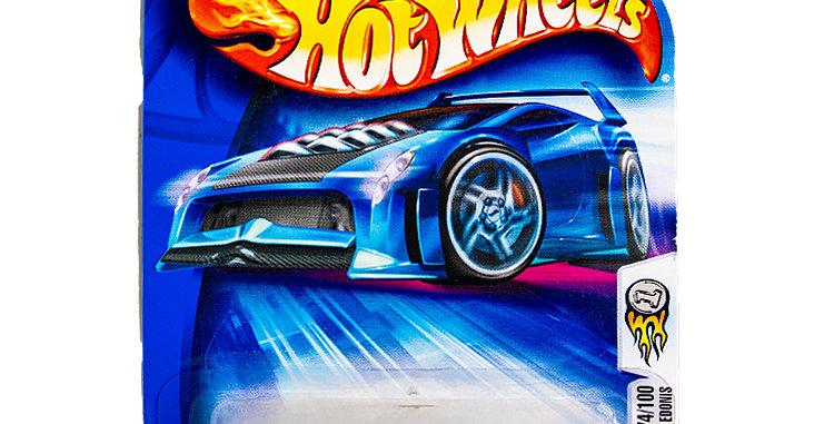 Hot Wheels 2004 First Editions 2001 B Engineerning