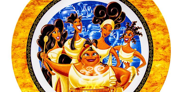 McDonalds Disney Hercules Movie Plate