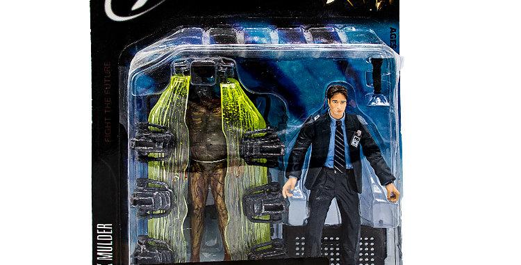 Sci-Fi X-Files Agent Fox Mulder Action Figure
