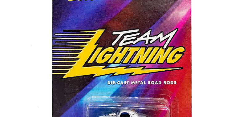 Johnny Lightning Team LightningThree Stooges Moe Howard