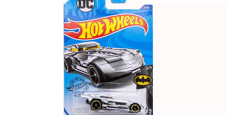 Batman Chrome Batmobile