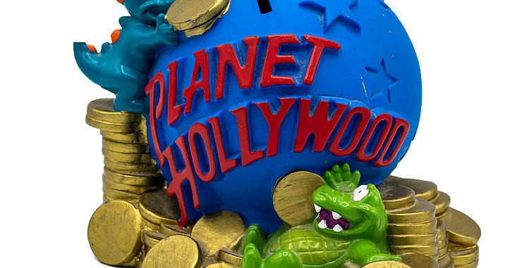 Planet Hollywood Piggy Bank