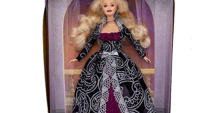 Barbie WInter Fantasy