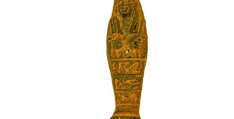Egyptian Mummy Ornament Stone Small Size