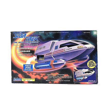 Start Trek Shuttle Craft Goddard Playmat