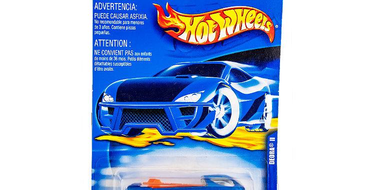 Hot Wheels Deora II marked 2000