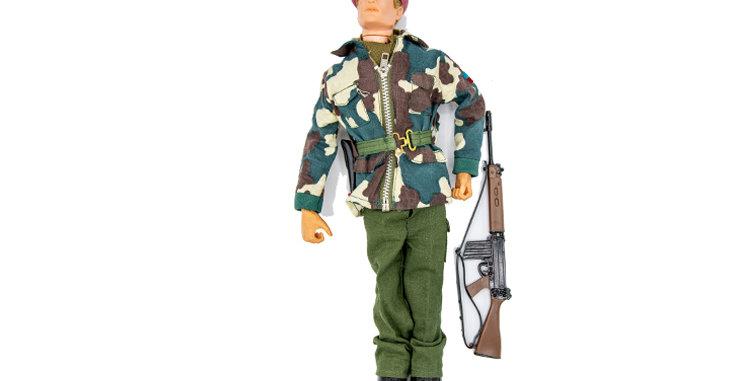 GI Joe Vintage Action Man Paratrooper