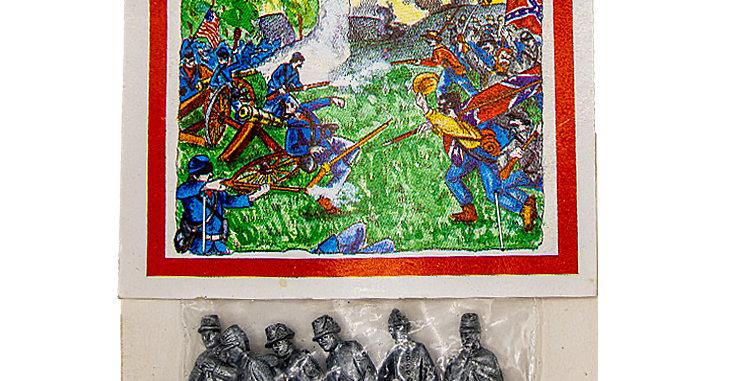 American Civil War Metal Figures