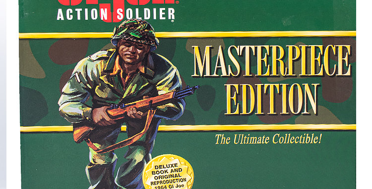 GI Joe Masterpiece Edition 12 Inch  Action Soldier